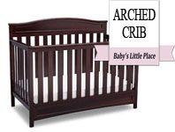Best baby crib brands - Delta Children 4-in-1 convertible crib