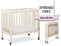 Best baby crib brands - Dream On Me portable mini crib
