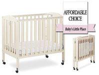 Best baby crib brands - Dream On Me portable mini crib