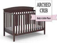 Best baby crib brands - Graco Benton 4-in-1 Convertible Crib