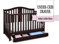 Best baby crib brands - Graco Solano 4-in-1 Convertible Crib with DrawerBest baby crib brands - Graco Solano 4-in-1 convertible crib with drawer