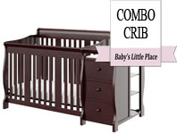 Best baby crib brands - Storkcraft Portofino 4-in-1 Convertible Crib & Changer