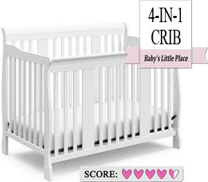 Best convertible crib brands - Storkcraft