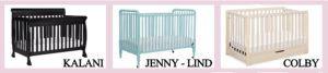 Best baby crib brands - DaVinci