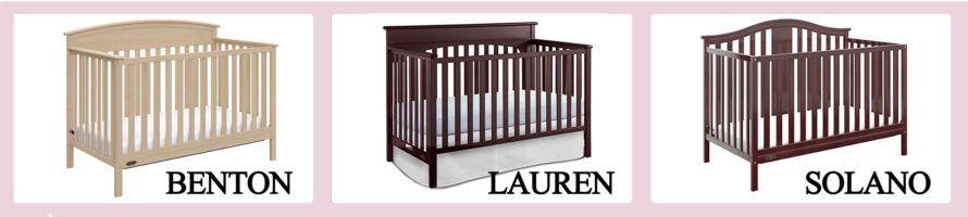 Best baby crib brands - Graco