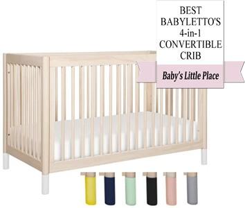 The Best Babyletto 4-in-1 convertible crib: Gelato