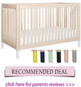 The best Babyletto crib - Gelato