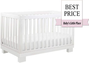 The Babyletto's 3-in-1 convertible crib with the best price - the Modo