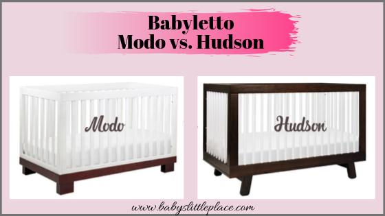 Babyletto Modo vs. Hudson crib