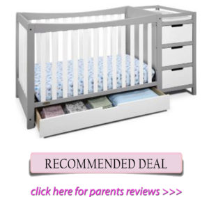 Best combo crib for short moms