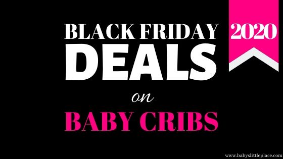 Black Friday deals on baby cribs in 2020