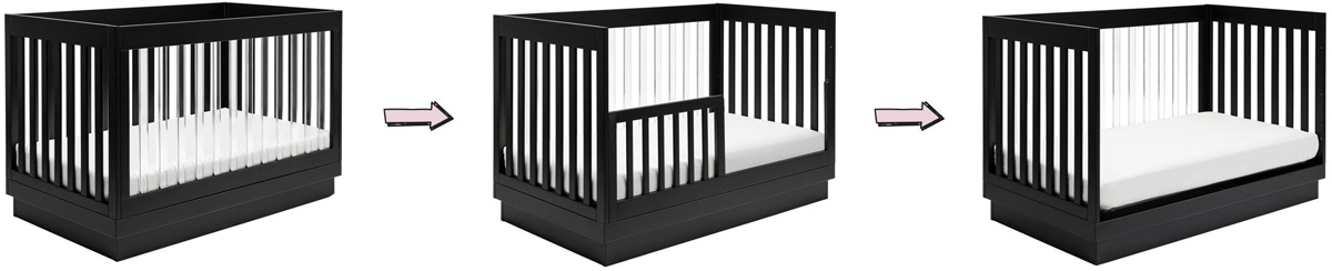 Babyletto Harlow 3-in-1 convertible crib review