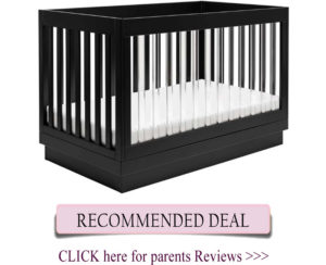 Babyletto Harlow Acrylic 3-in-1 Convertible Crib Review