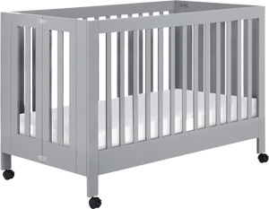 Babyletto Maki, a safe full-size folding crib