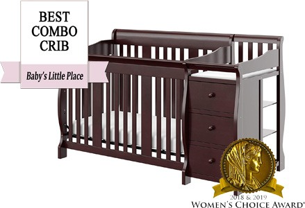 Best Convertible Crib with Changer