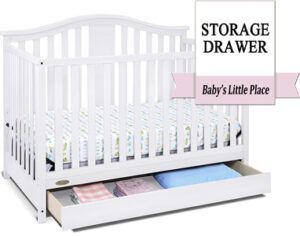 Best Convertible Crib with Storage Drawer