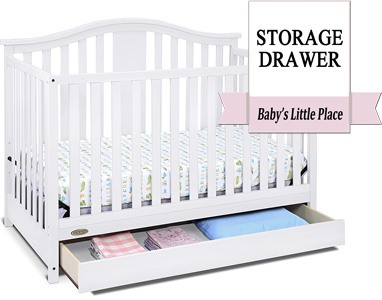 Best Convertible Crib with Storage Drawer
