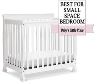 Best Mini Convertible Crib for Small Space Bedroom: DaVinci Kalani