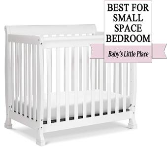 Best Mini Convertible Crib for Small Space Bedroom: DaVinci Kalani