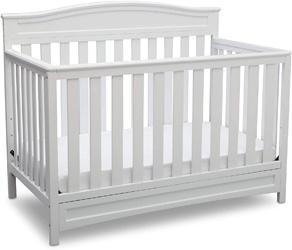 Delta Children Emery 4-in-1 Convertible Crib