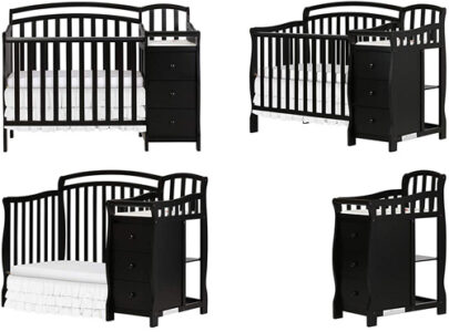Dream On Me Casco mini convertible crib with changing table Review