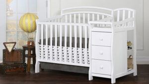Dream On Me Casco Mini Convertible Crib and Changer Review