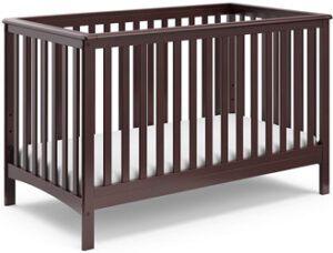 Storkcraft Hillcrest Fixed Side Convertible Crib