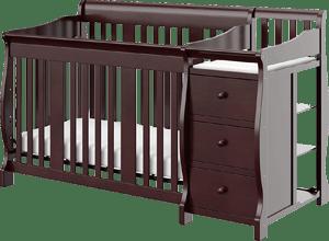 Strokcraft Portofino, a safe combo baby crib
