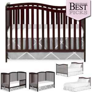 Best Convertible Crib with Curvy Profile