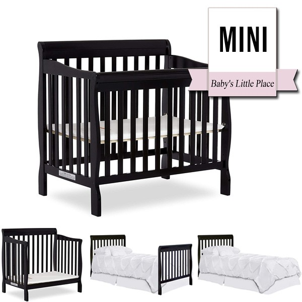 Best Convertible Cribs: Best Mini Crib for Small Spaces