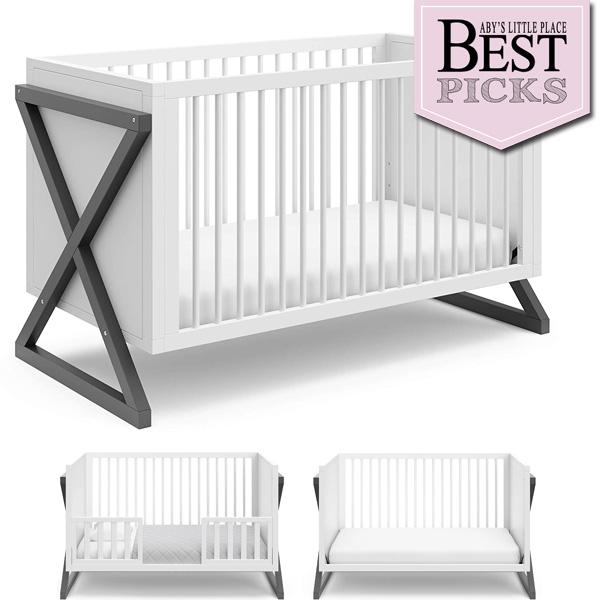 Best Convertible Cribs: Best Unique Choice