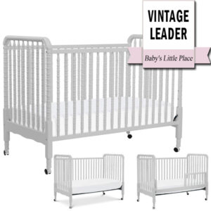 Best Convertible Cribs | Top-Rated Vintage Design