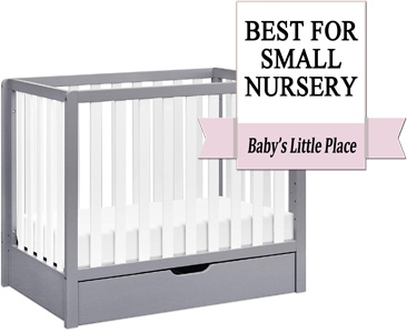 Best Mini Crib for a Small Nursery: Carter's by DaVinci Colby