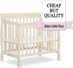 Best Cheap Mini Convertible Crib: Dream On Me Aden