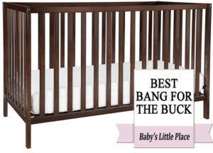 The Cheapest Convertible Crib