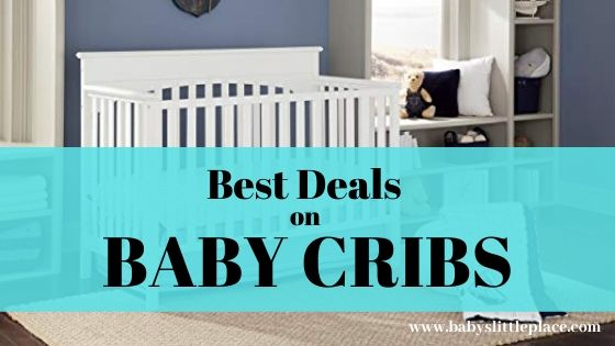 Best Deals on Baby Cribs in November 2020