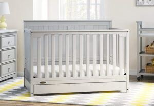 Best Graco Convertible Crib with Drawer - Graco Hadley