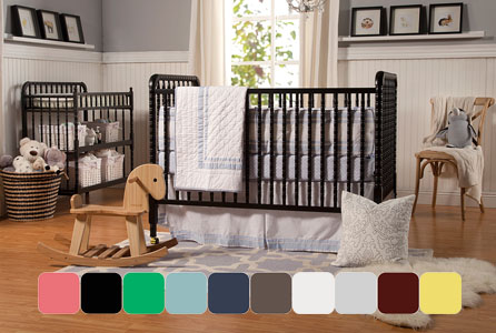 DaVinci Jenny Lind Convertible Crib Review
