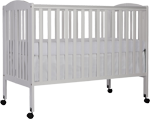 Dream On Me full-size portable crib