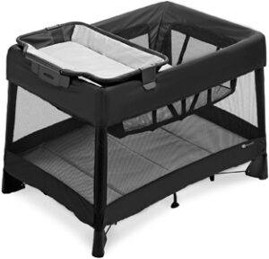 4moms Breeze Plus Portable Playard with Removable Bassinet and Baby Changing Station Review