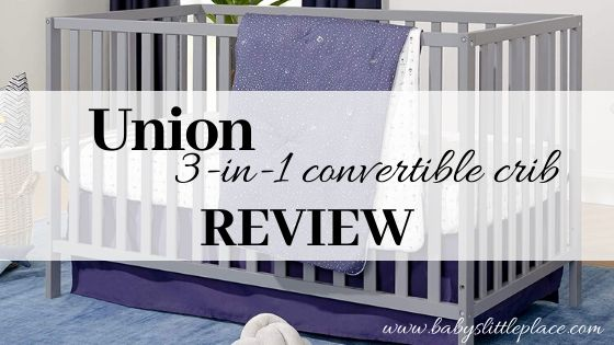 Union convertible crib Review