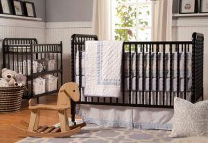 DaVinci Jenny Lind portable full-size crib