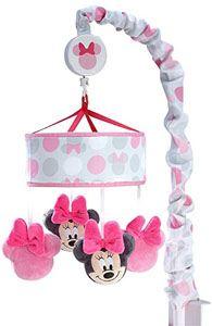 Best baby crib mobiles: best wind up crib mobiles_Disney-Nursery-Crib-Musical-Mobile
