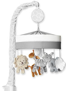 Best baby crib mobiles: best wind up crib mobiles_Just Born Musical Crib mobile