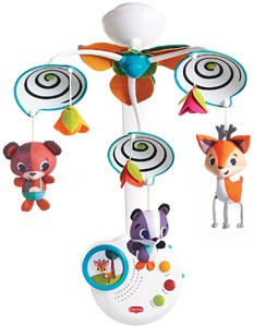 Best battery operated baby mobile for early development