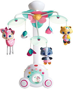 Best baby crib mobiles: best musical mobile_Tiny Love Soothe'n Groove Mobile