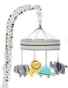 Best baby crib mobiles: best wind up crib mobiles_Wendy Bellissimo Baby Mobile
