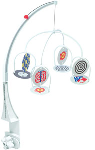 Best baby crib mobiles: best wind operated mobiles_Wimmer - Ferguson Infant Stim - Mobile