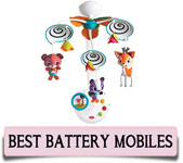 Best battery operated baby crib mobiles