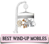 Best wind up baby crib mobiles